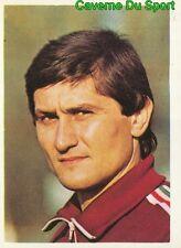384 LASZLO PUSZTAI FERENCVAROS HUNGARY STICKER FOOTBALL 1980 BENJAMIN RARE NEW