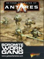 Warlord Games Gates of Antares Boromite 28mm Boromite Work Gang SW