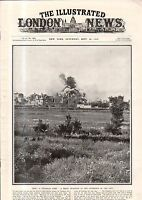 1917 London News September 15 Employing the disabled; China laborers; Kent Bombs
