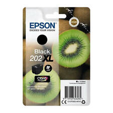 Epson Original Kiwi 202XL Black Ink Cartridge - High Capacity (C13T02G14010)