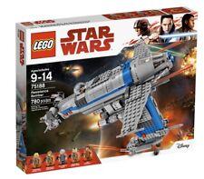 LEGO STAR WARS 75188  -Bombardiere della Resistenza- NEW