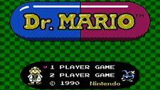Dr Mario PAL NES Complete