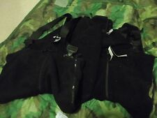 LOT OF 2 US MILITARY POLARTEC COLD WEATHER OVERALLS SIZE X LARGE SHORT/REG
