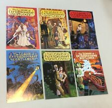 League Of Extraordinary Gentlemen 1-6 America's Best Comics 2002 Vol. 2 (Eg02)