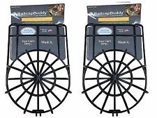 Ballcap Buddy Cap Washer Black 2-Pack-BRAND NEW