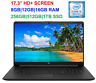 "2020 HP 17.3"" HD+ Screen Laptop i5-8265U (>i7-7500U),upto 16GB RAM & 1TB SSD,DVD"