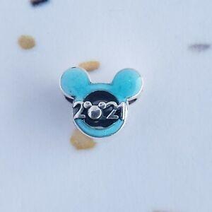 New Pandora Disney Parks Mickey Mouse Icon 2021 Charm