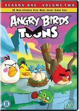 Angry Birds Toons Season 1 Vol 2 [DVD]