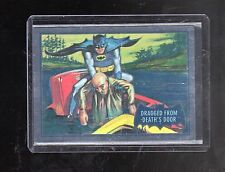 2016 Cryptozoic DC Justice league DC7-5 Batman Classic TV series Cryptomium card