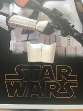 Hot Toys Star Wars RO Jedha Patrol Stormtrooper Bicep Armour loose 1/6th scale
