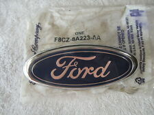 1998-2011 Ford Crown Vic Escort Focus Front Grille Emblem OEM NEW F8CZ-8A223-AA