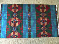 """Waverly """"Big Sky"""" Back Country Collection Drapery Upholstery Fabric  1 3/4 Yd"""
