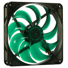 Nanoxia 140mm deep silence calme pc étui ventilateur 1100 rpm, 68.5 cmf 14.4 dba, 3-Pin