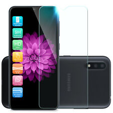 For Samsung Galaxy A01 Premium Real Tempered Glass Screen Protector Guard