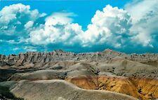 Scenic Badlands National Park South Dakota Sd Postcard