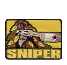 72187 Rothco Sniper Patch w/ Hook Back