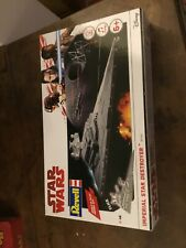 Revell Imperial Star Destroyer Seal Broken But Its Not Been Built / Used