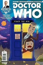 Doctor Who 12Th #16 1:10 Incentive Variant Cover