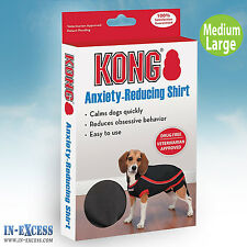 Genuine Kong Anxiety-Reducing Dog Shirt Size Medium - Large Calming Vest Coat
