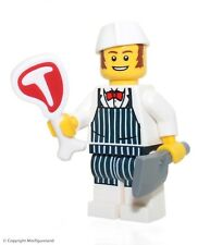 LEGO Collectible MiniFigure: Series 6: #14 - Butcher (Sealed Pack!)
