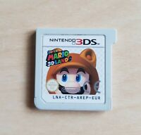 Nintendo 3DS game - Super Mario 3D Land - GAME CARD ONLY