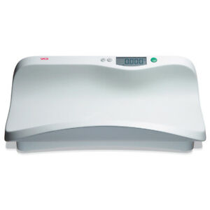 Seca 374 Baby Scale with Shell-Shaped Tray-44 lbs/20 kg Capacity