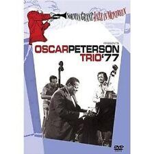 "OSCAR PETERSON TRIO ""OSCAR PETERSON TRIO '77""  DVD NEU"