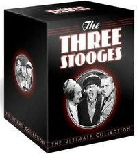 Three Stooges: The Ultimate Collection [20 Discs] (2012, DVD NEW)