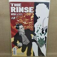 The Rinse #1 Comic Cover B Boom Studio 2011 Gary Phillips Marc Laming