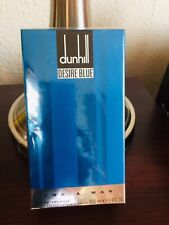 dunhill DESIRE BLUE For A Man 100ml 3.4 New Sealed Box Made In France