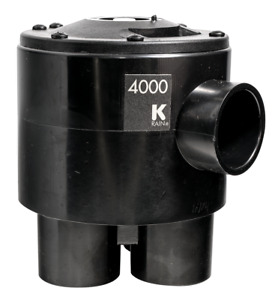"""K-Rain 4000-SERIES INDEXING VALVE CAMMED 1"""" Inlet 37.9-151.5L/Min- 2 Or 3 Zone"""