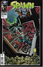 Comic - Spawn - Nr. 9 von 1998 - Kiosk Ausgabe - Infinity Verlag deutsch