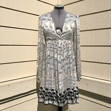 new JOHNNY WAS button down FIESTA tunic dress 4x SOLDOUT AND FABULOUS!