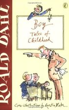 Boy: Tales of Childhood By Roald Dahl. 9780141311401