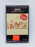 Genesis A Trick of the Tail new cassette USA CS 38-101 ATCO 1976