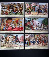 CHROMOS  LIEBIG -Trade card SERIE DE 6 - Histoire de La Bulgarie