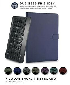 TabletHutBox Detachable Bluetooth Keyboard for DELL VENUE 10 PRO