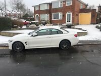 bmw 435d convertible xdrive 2017 pro media package