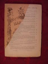 HARPER's January 1892 Canada Frederic Remington Arlo Bates Walter Besant