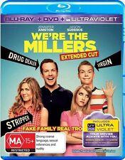 *New & Sealed* We're The Millers (Blu-ray + DVD + UV 2013, 2-Disc Set) Reg B AUS