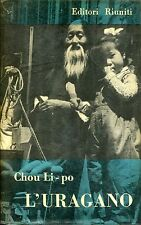 Chou Li-po = L'URAGANO