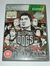"Sleeping Dogs  Xbox 360 Classics  ""FREE UK  P&P"""