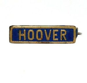 1928 HERBERT HOOVER LAPEL PIN campaign political button presidential pinback