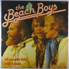 "12"" LP - The Beach Boys - All Summer Long / Little Honda - H806 - cleaned"