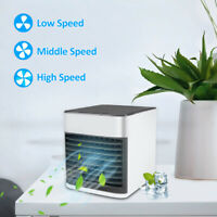 Portable Mini Air Conditioner Cool Cooling Fan For Bedroom Artic Cooler Fan WT