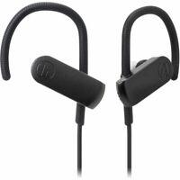 Audio Technica SonicSport Wireless In-ear Headphones (Black) - ATH-SPORT70BT