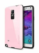 Spigen Capella Case - To Suit Samsung Galaxy Note 4 - Sherbet Pink