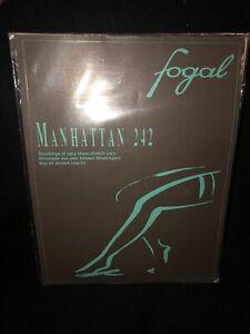 Vintage Fogal Manhattan 242 Stockings