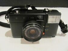 VINTAGE KONICA HEXANON 35 MM CAMERA WITH STRAP