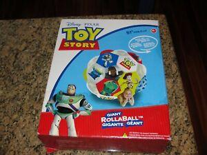 "Disney Pixar Toy Story 51"" Giant ROLLABALL"